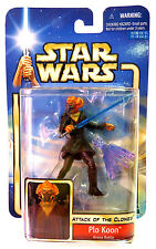 MOC Star Wars AOTC Saga #12 PLO KOON Arena Battle Hasbro 2002 Japan