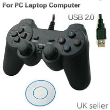 Wired USB 2.0 Game Pad Controller Joystick for PC Laptop Computer