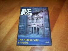 THE HIDDEN CITY OF PETRA A&E Ancient Mysteries History Lost City Rare OOP DVD