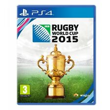 Rugby World Cup 2015 PS4 Game  Brand New