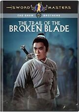 THE TRAIL OF THE BROKEN BLADE (SHAW BROTHERS COLLECTION) DIGITALLY REMATERED DVD