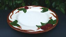 "FRANCISCAN CHINA APPLE 10 5/8"" DINNER PLATE ""MADE IN ENGLAND"""