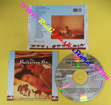 CD SOUNDTRACK The Sheltering Sky CDV 2652 SAKAMOTO EU 1991 no lp dvd vhs(OST3)