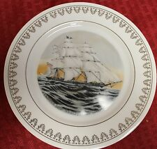 """PENCO Clipper Ship SWEEPSTAKES PLATE 8 1/4"""""""