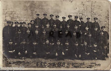 WW1 Soldier Group ASC Army Service Corps with Expeditionary Force Canteens 1918