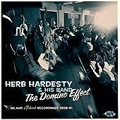 Herb Hardesty - The Domino Effect - The Wing & Federal Recordings 1958-61 (CDTOP