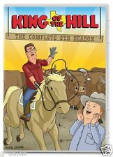 King of the Hill Complete 9th Ninth Season 9 Nine ~ BRAND NEW 2-DISC DVD SET