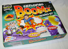 NUEVO WEIRD SCIENCE EXPLOTANDO BOOMZ EXPERIMENTO SET KIT GRAFIX