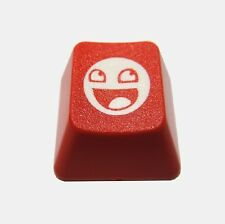 Bloody Awesome Face Novelty Doubleshot Cherry MX Keycaps / Key cap