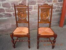 Antiker bretonischer Stühle PAAR aus Frankreich - top quality