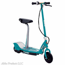 Electric Battery Powered Razor Scooter E200S Kids Moped Rider with Seat & Brake