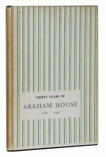 August Derleth [editor] - Thirty Years of Arkham House 1939-1969 - First Edition