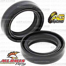 All Balls Fork Oil Seals Kit For Suzuki RM 80 1986-1988 86-88 Motocross Enduro