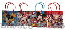 Disney Mickey Minnie Mouse 48 pc Party Favors Gift Toy Bags Birthday Candy Treat