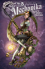 Lady Mechanika Tablet of Destinies #5 Online Exclusive Variant Cover - New NM