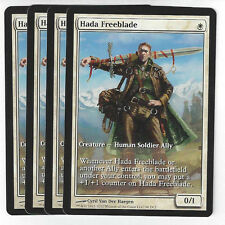 Magic the Gathering 58 Hada Freeblade Extended Art Promo Play Set (4)