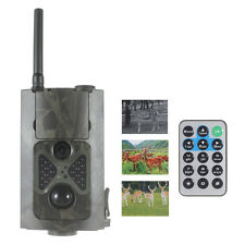 3G Trail Camera GSM MMS GPRS Wireless1080P HD Security Alarm Cam No Spy Hidden