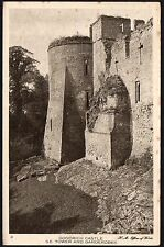 Postcard - Hertfordshire - Goodrich Castle, S.E. Tower and Garderobes