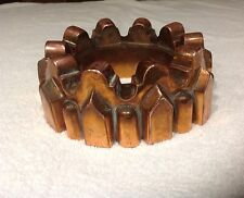 Superb Antique Victorian Copper Jelly Mould.Numbered 423