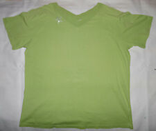 Damen-Shirt in Grün Gr. 50/52