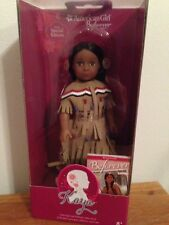 American Girl Kaya Mini Doll Special Edition Retired 2016 New In The Box