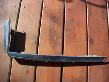 1965 BUICK WILDCAT CONVERTIBLE FRONT WINDOW PS PILLAR TRIM
