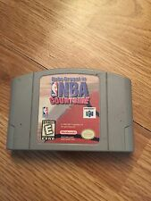 NBA Courtside Nintendo 64 N64 Game Cart Works BA5