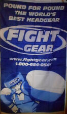 BOXING FIGHT GEAR BANNER