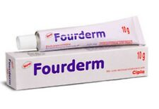 3 x FourDerm Skin 10GM Cipla Athelete's Foot Fungal Skin Infection Eczema CURE 7