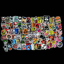 100PCS Auto Car Skateboard Luggage Suitcase Laptop Sticker Bomb Roll Vinyl Decal