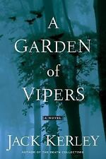 A Garden of Vipers (Carson Ryder)-ExLibrary