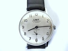 Large Gents Rare Rotary Classic Wrist watch. {ref no 58}