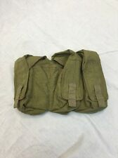Eagle Industries MJK Khaki MLCS Triple AK Mike4 Mag Pouch - DEVGRU SEAL NSW SOF
