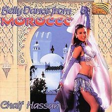 Hassan, Chalf, Belly Dance From Morocco, Excellent Import