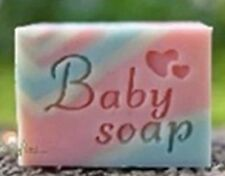 "8044 ""baby soap"" Handmade Tree Resin Soap Stamp Seal Soap Mold Mould  4x4cm"