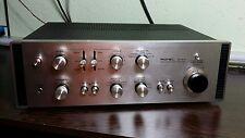 Rotel ra-1210 amplificatori amplifier VINTAGE AMPLIFICATORE pieno