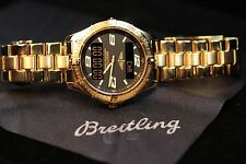 Breitling Aerospace Solid 18k Yellow Gold