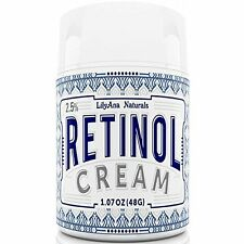 Retinol Cream - Works Great For Blemish Prone Areas Won'T Clog Pores 1.07 oz