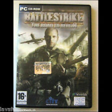Battlestrike The Road To Berlin GIOCO GAME PC CD-ROM