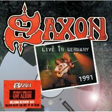 Saxon - Live in Germany 1991 [New CD]