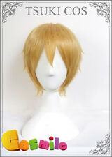 Anime Digital Monster Digimon Adventure Takaishi Takeru Cosplay Wig Hair Cos Sa