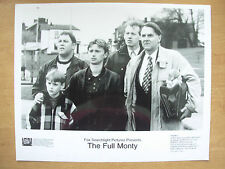 1997 FILM STILL PRESS PHOTO - THE FULL MONTY - ROBERT CARLYLE & MARK ADDY