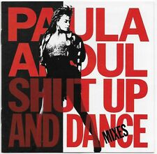 Shut Up and Dance: Dance Mixes by Paula Abdul CD 1990 Virgin