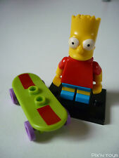 LEGO SIMPSONS / Série 1 Collectable Minifigures 71005-2 Bart Simpson [ Neuf ]
