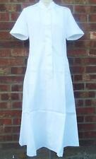 NEW MOD MILITARY army RAF QARANC Ward Uniform WRAC Nurse White no4 Dress 18-20