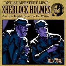Sherlock Holmes - Tote Vögel Detlef Bierstedt CD