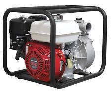 """3"""" Bomba de Agua Centrífuga de Gas 6.5 Caballos Honda con Garantia Motor y Bomba"""