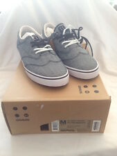 NWB GRAVIS Dark Navy Denim Filter Wingtip Size 10 - Dylan Rieder Skateboard shoe