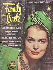 SHIPPED IN A BOX -  Family Circle Magazine April 1960
