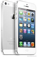 Apple 32 Go iPhone 5 -Blanc / Argenté - 4G LTE - Débloqué TéléPhone Smartphone
